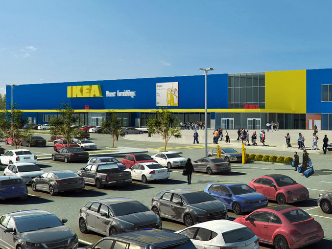 Ikea canada announces new full size store for london for Ikea shops london