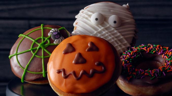 Krispy Kreme Canada Unmasks New 2017 Halloween Doughnut Line