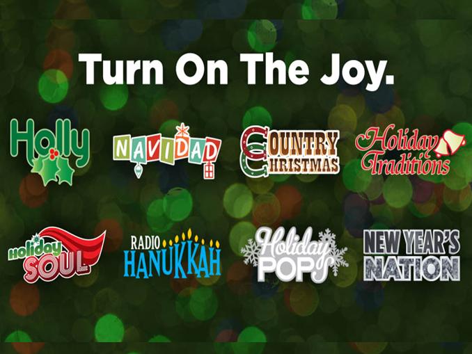 SiriusXM Canada Announces Holiday Music Channels - Canadify