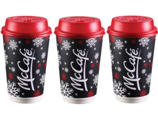 McDonald's Canada Announces $1 Any Size Coffee - Launches 2017 Festive Cups