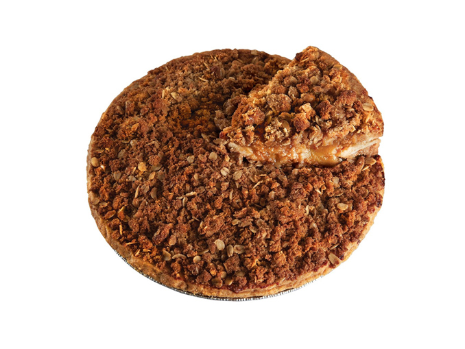 Pizza Pizza Introduces Chudleigh's Apple Crumble Pie