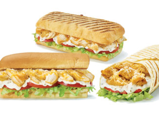 Subway Canada Launches New Rotisserie-style Chicken Caesar Sandwich Line