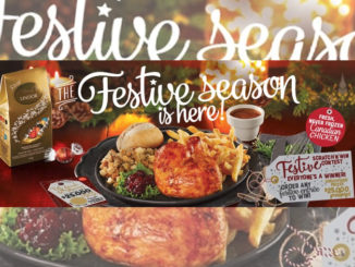Swiss Chalet Introduces 2017 Festive Holiday Menu