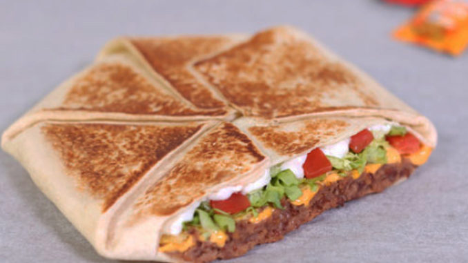 Taco Bell Canada Introduces New Vegetarian Menu