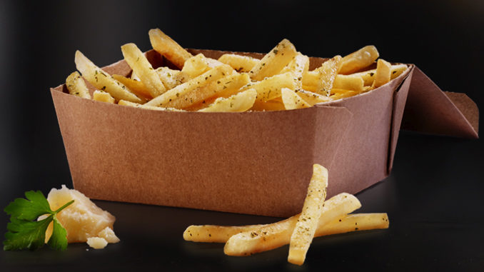 McDonald's Canada Introduces New Parmesan And Garlic Seasoned Fries For The 2017 Holiday Season