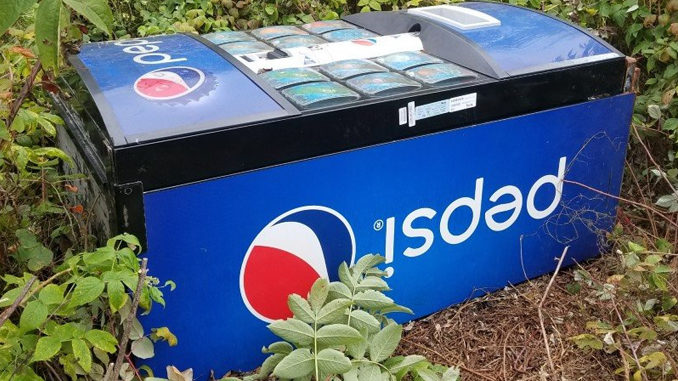Owner Of Pepsi Vending Machine Abandoned In New Brunswick Potato Field Found