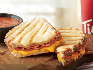 Tim Hortons Introduces New Artisan-Style Bacon Grilled Cheese