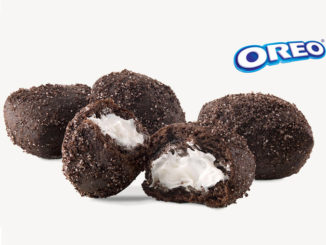 Arby's Canada Serves Up New Oreo Bites