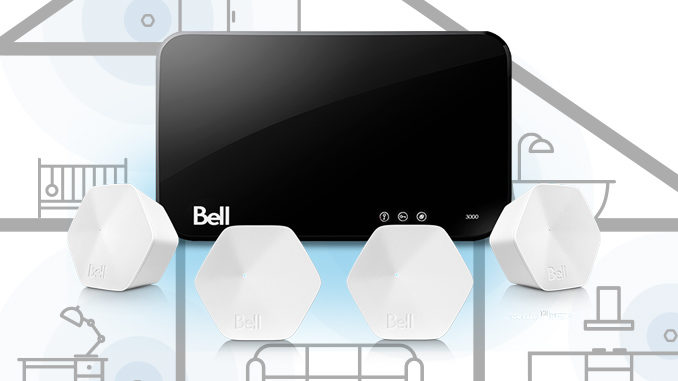 Bell Announces Launch Of Whole Home Wi-Fi
