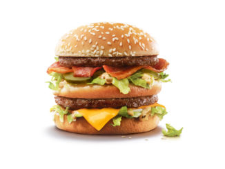 Big Mac Bacon Returns To McDonald's Canada