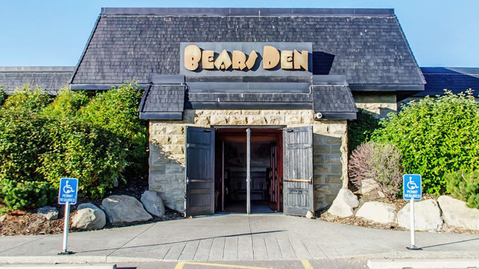 Calgary's Bears Den Restaurant Closing Its Doors On January 28, 2018
