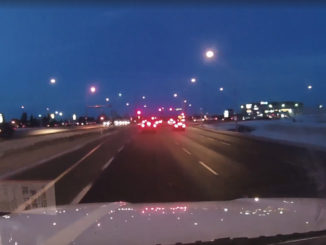 Caught On Video: Large Fireball Soaring Over Alberta