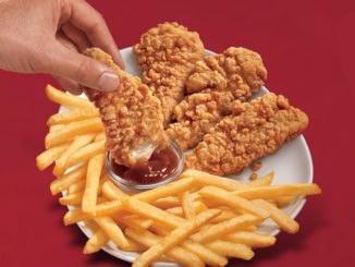 Dairy Queen Canada Serves Up $5.99 Chicken Strip Basket