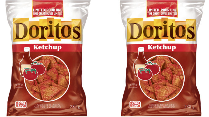 Doritos Ketchup Tortilla Chips Are Back For A Limited Time