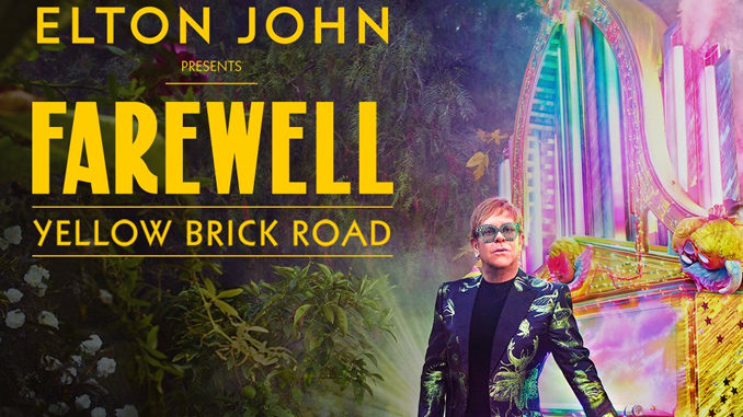 Elton John Announces Farewell Tour With 5 Canadian Stops