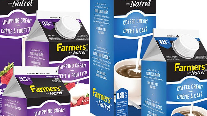 Farmers Dairy Pulls Milk Products From Shelves In Atlantic Canada