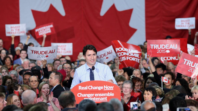 Federal Liberals In Good Position, Mainstreet Research Poll Finds