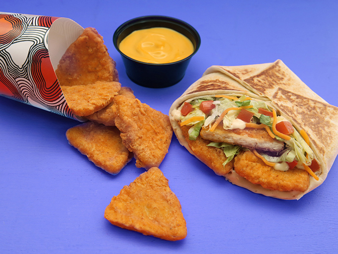 Naked Chicken Chips Arrive At Taco Bell Canada