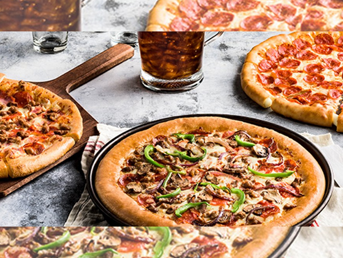 Order pizza online with Pizza Hut and enjoy easy pick-up options or delivery! Get the best deals and enjoy your favourite pizza with Online Ordering.