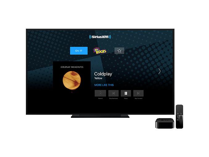 Siriusxm Canada Now Streams On Le Tv