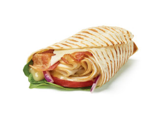 Subway Canada Introduces New Turkey Bacon Club Grilled Wrap