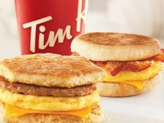 Tim Hortons Raises Prices On Some Breakfast Items Amid Minimum Wage Controversy