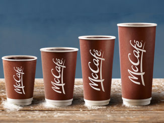$1 Any Size Coffee At McDonald's Canada Through March 4, 2018