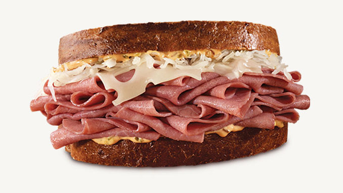 Arby's Canada Features Montreal-Themed Sandwich Menu