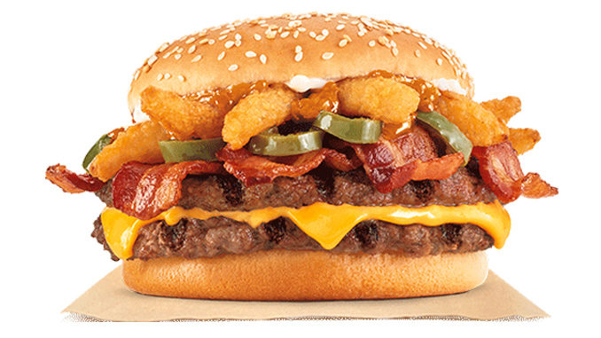 Burger King Canada Launches New Angry King Sandwich