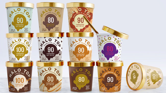 Halo Top Ice Cream Coming To Canada In March 2018