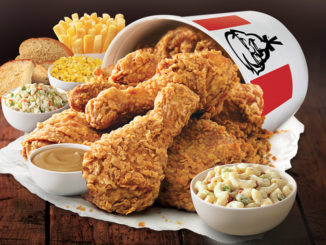 KFC Canada Brings Back Extra Crispy Chicken For A Limited Time