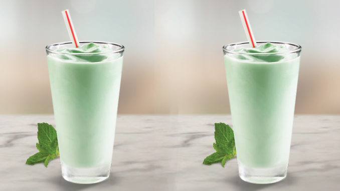 McDonald's Canada Brings Back The Shamrock Shake For 2018