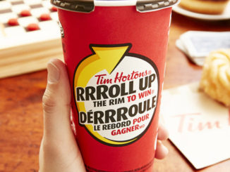 Roll Up The Rim Returns To Tim Hortons For 2018