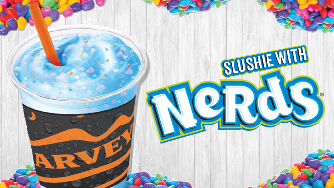Slushie with Nerds