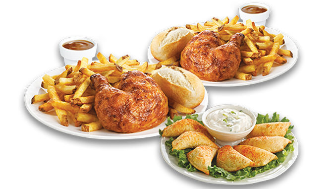 Swiss Chalet Offers 2 Can Dine 2 Ways Promotion Through March 11, 2018