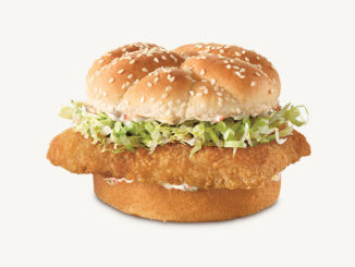 Arby's Canada Fries Up The Crispy Fish Sandwich