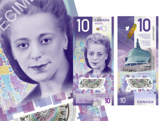 Canada Officially Unveils New $10 Bank Note Featuring Viola Desmond