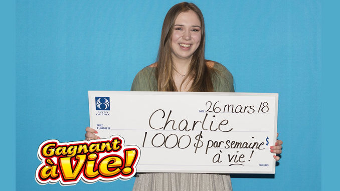 Canadian Teenager Is Set For Life With Lottery Win On 18th Birthday