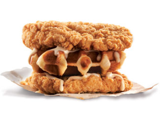 KFC Canada Unveils New Waffle Double Down