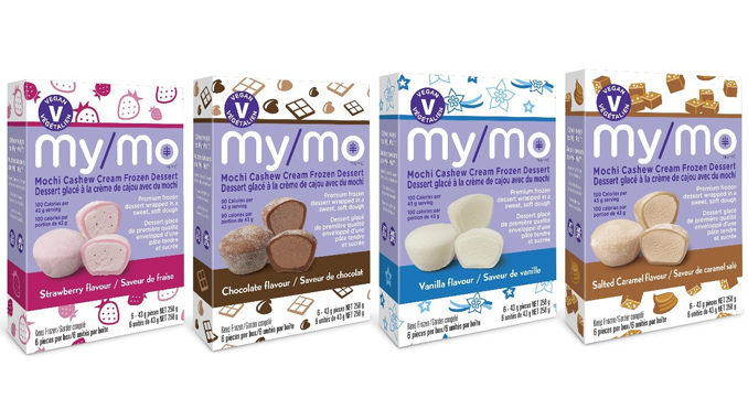 My/Mo Mochi Ice Cream Coming To Canada In April 2018