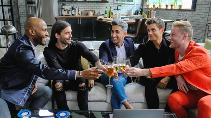 'Queer Eye' and the myth of the self-made man