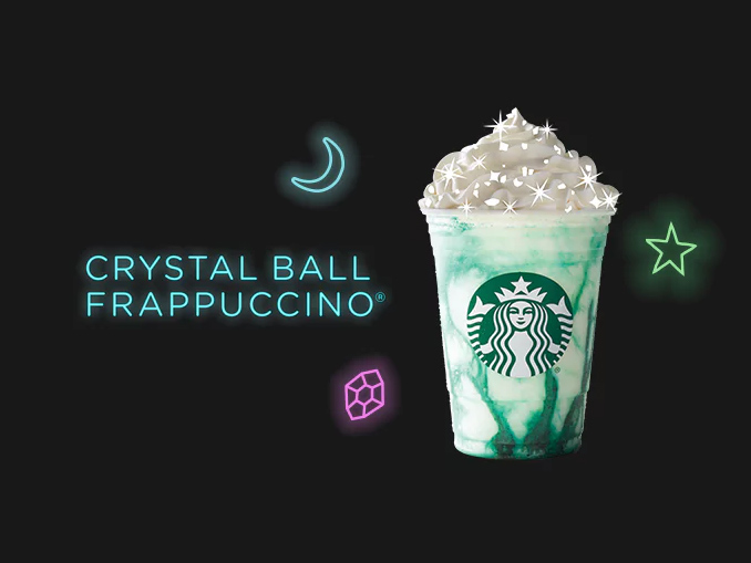 The New Starbucks Drink