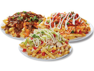 Swiss Chalet Introduces New Rotisserie Poutines