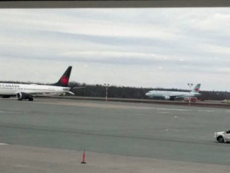 Air Canada Flight 1219 Makes Emergency Landing In Halifax