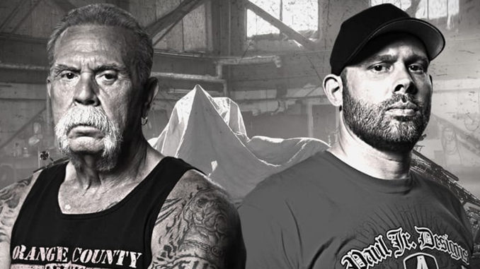 American Chopper Returns To Discovery Canada On May 28, 2018