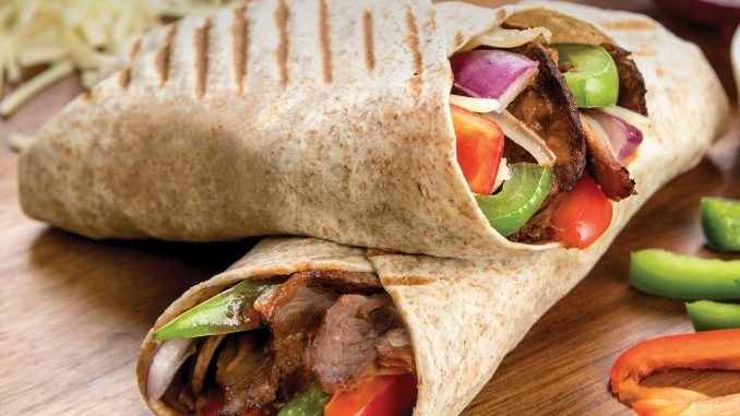 Booster Juice Introduces New Chipotle Steak Wrap