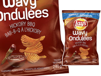 Lay's Canada Introduces New Wavy Lay's Hickory BBQ Potato Chips