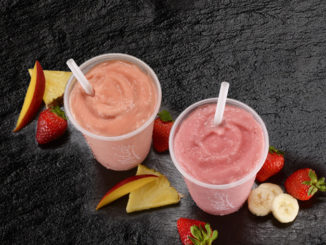 McDonald's Canada Introduces New Real Fruit Protein Smoothies