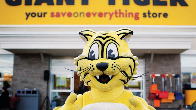 New Giant Tiger Opens In Renfrew, Ontario