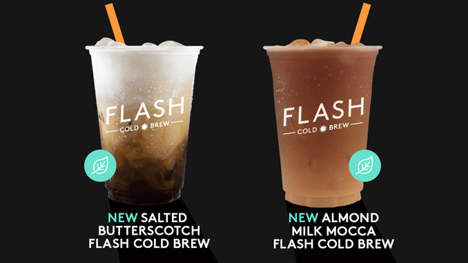 Second Cup Introduces New Salted Butterscotch And Almond Milk Mocca Flash Cold Brew Flavours